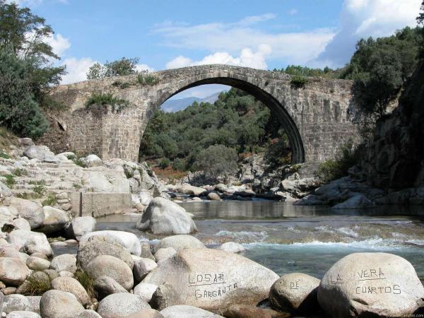 Fondo Escritorio Paisaje Nevada En Cumbre: Ver Extremadura